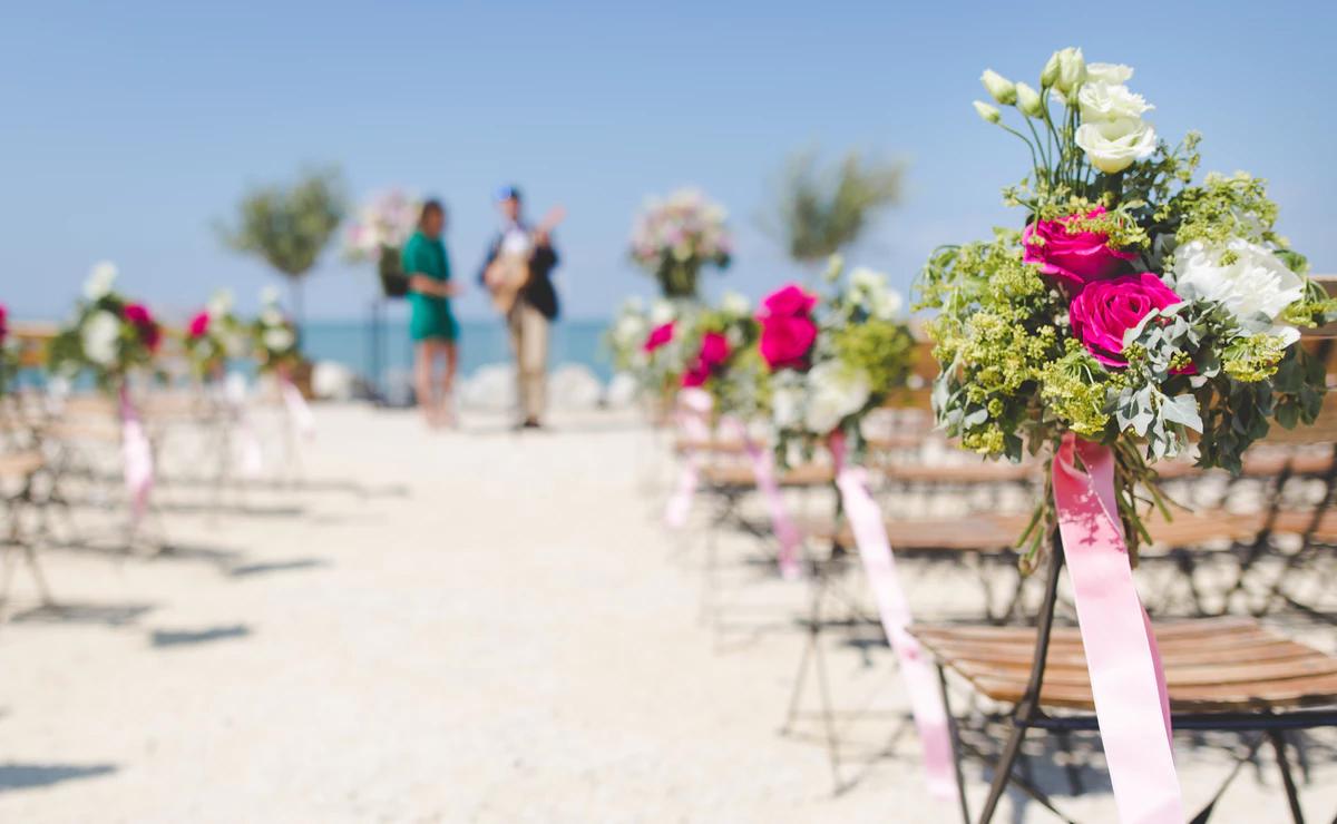 J'organise mon mariage en été !