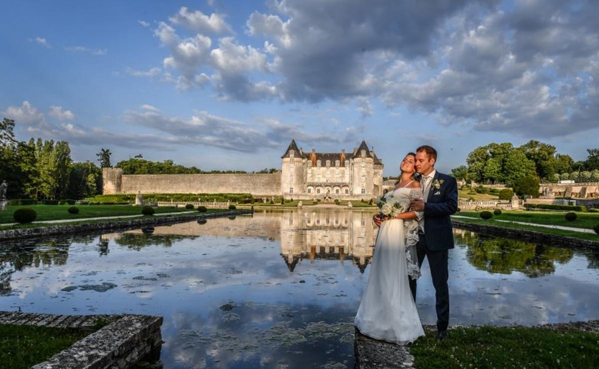 Focus sur un lieu magique : Château de la Roche Courbon