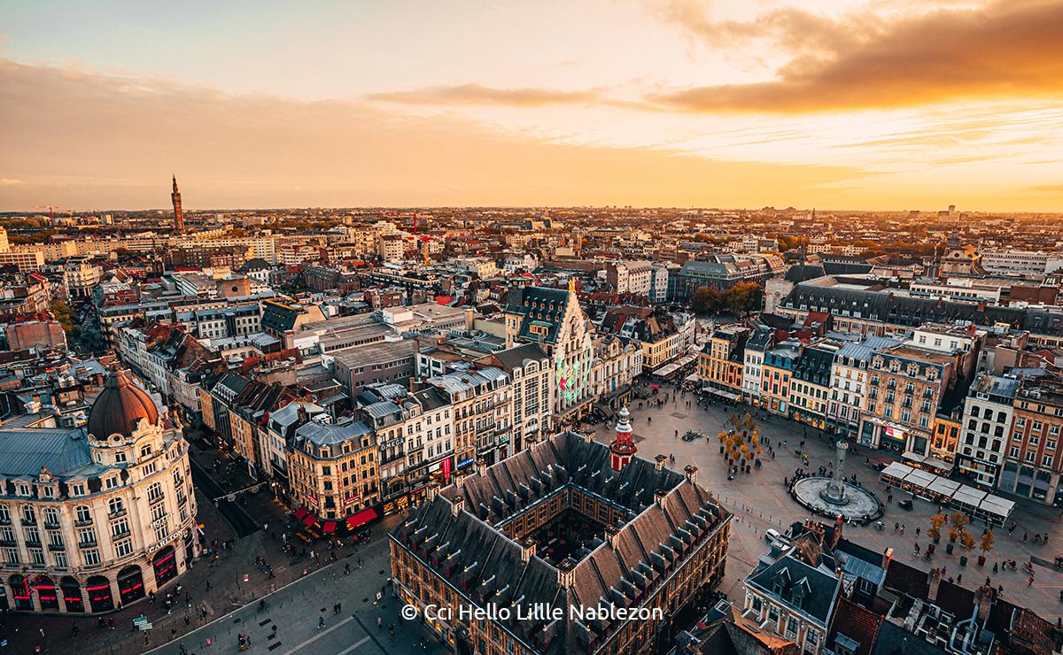 MICE à Lille - Attractivité et adaptabilité