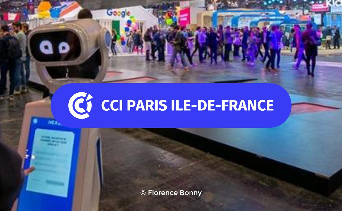 CCI Paris Île-de-France : étude annuelle tourisme d'affaires