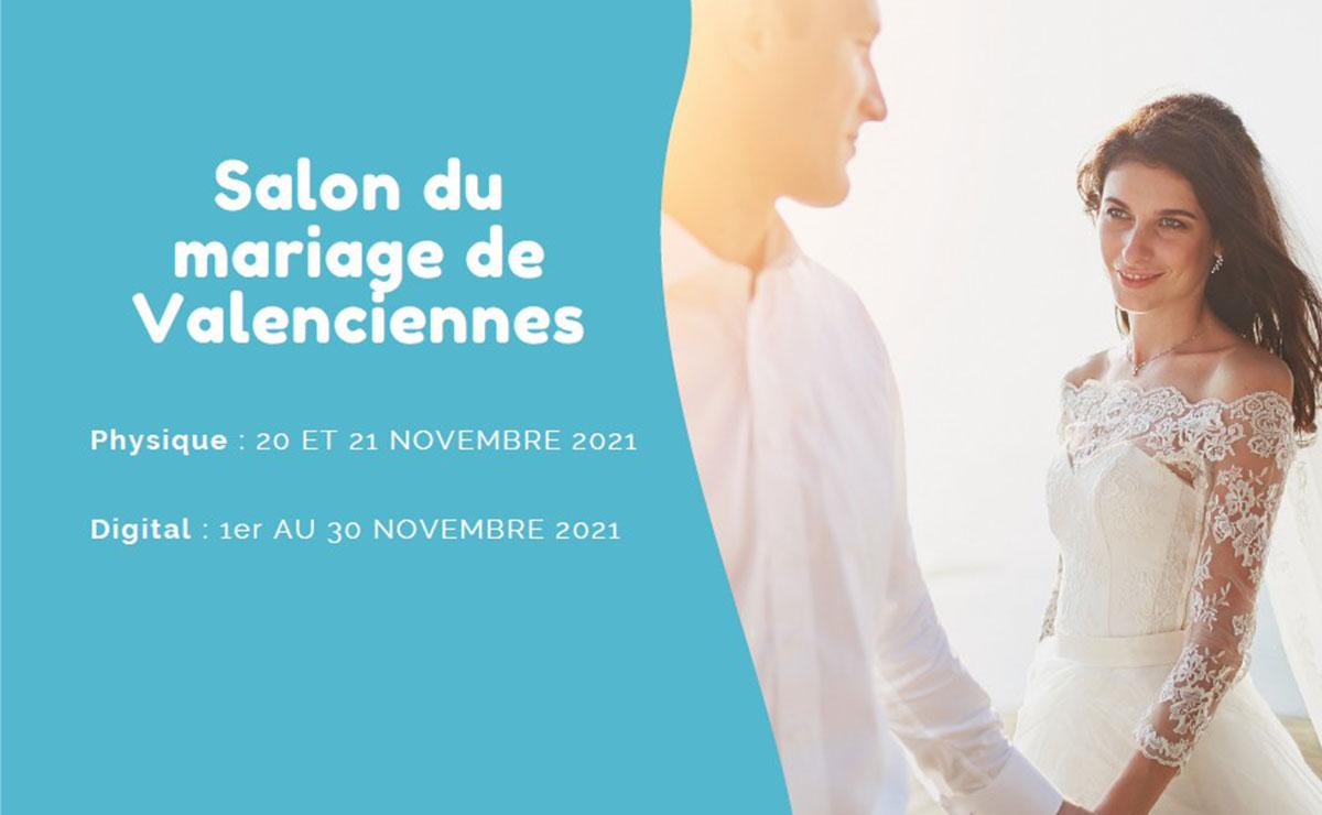 Le Salon du Mariage de Valenciennes revient !