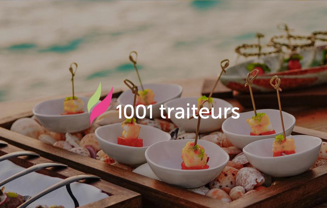 Marque 1001Traiteurs