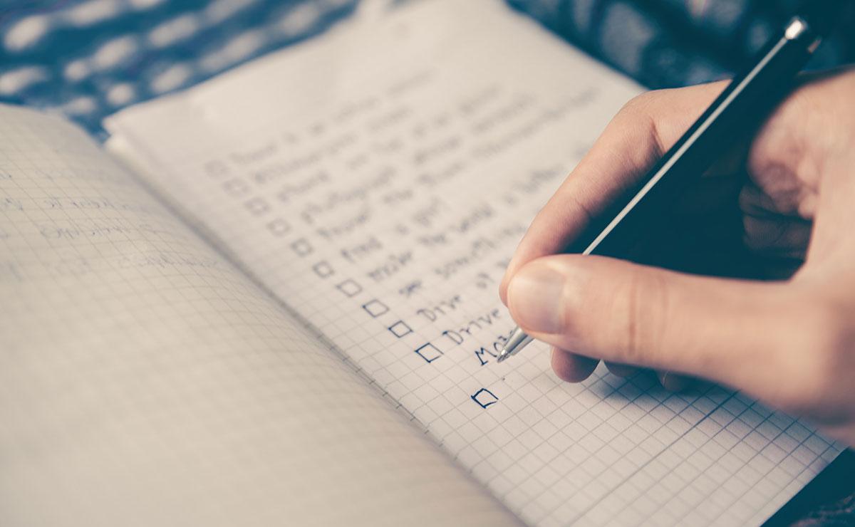 La ToDo list de votre événement corporate